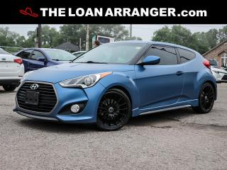 Used 2016 Hyundai Veloster for sale in Barrie, ON