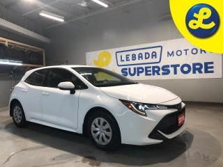 Used 2019 Toyota Corolla * Back Up Camera * Push To Start * Blind Spot Assist * Heated Cloth Seats * Cruise Control * Steering Wheel Controls * Hands Free Calling * AM/FM/SXM/ for sale in Cambridge, ON