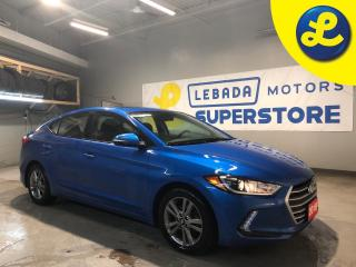 Used 2018 Hyundai Elantra Sunroof *Back Up Camera * Push Button Start * Heated Cloth Seats * Heated Steering Wheel *  Android Auto * Apple Car Play * Eco/Sport Mode * Manual Mo for sale in Cambridge, ON