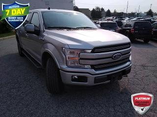 Used 2020 Ford F-150 Lariat | NAVI | LEATHER | SPORT W/ CONSOLE | for sale in Barrie, ON