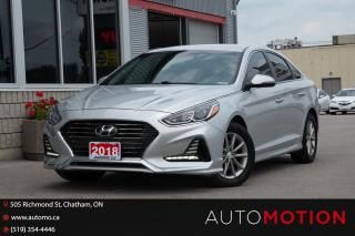 Used 2018 Hyundai Sonata BACK UP CAM HEATED SEATS STEERING CONTROLS for sale in Chatham, ON