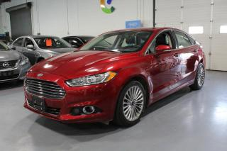 Used 2015 Ford Fusion Titanium for sale in North York, ON