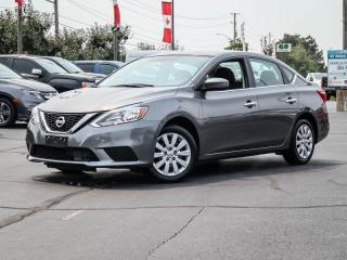 Used 2018 Nissan Sentra 1.8 S - Bluetooth -  Power Windows for sale in Burlington, ON