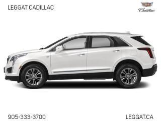 New 2021 Cadillac XT5 Premium Luxury - Navigation for sale in Burlington, ON