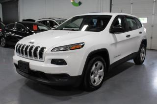 Used 2014 Jeep Cherokee Sport for sale in North York, ON