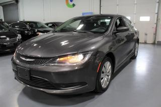 Used 2016 Chrysler 200 LX for sale in North York, ON