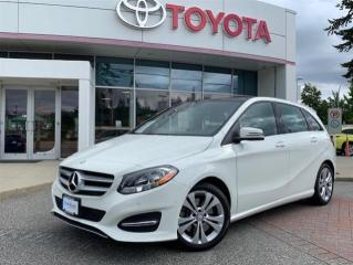 Used 2017 Mercedes-Benz B250 4M 4MATIC Sports Tourer for sale in Surrey, BC