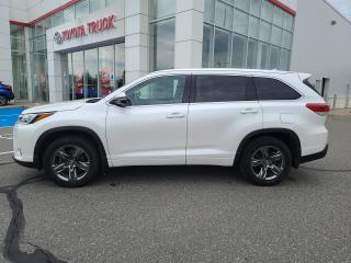 Used 2018 Toyota Highlander LIMITED  for sale in North Temiskaming Shores, ON