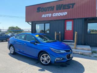 Used 2017 Chevrolet Cruze LT|Diesel|Htd Lthr Seats|Sunroof|Backup|Alloys|A/C for sale in London, ON