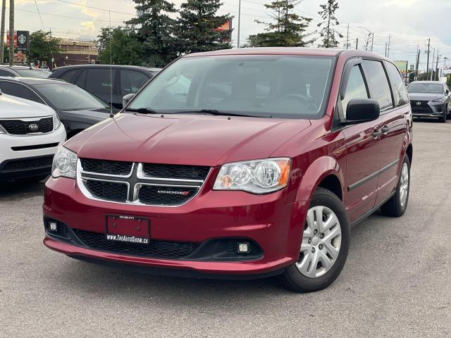 2016 Dodge Grand Caravan Canada value|Dual zone climate|Clean Carfax|