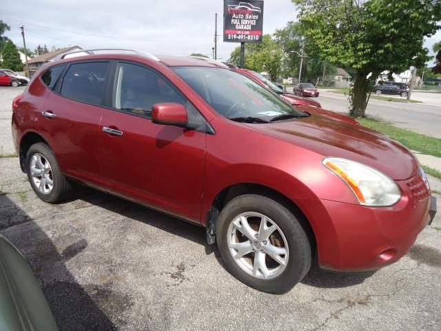 2010 Nissan Rogue 4D