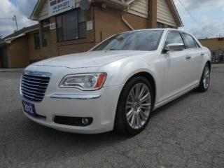 Used 2012 Chrysler 300 300C 5.7L HEMI Leather Sunroof Navi ONLY 97,000Km for sale in Rexdale, ON