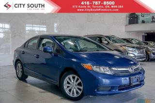 Used 2012 Honda Civic EX - Approval Guaranteed->Bad Credit for sale in Toronto, ON