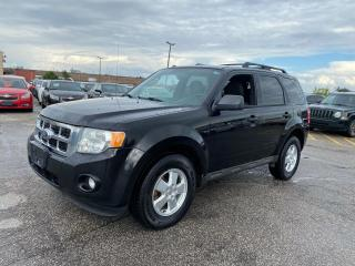 Used 2012 Ford Escape XLT for sale in North York, ON