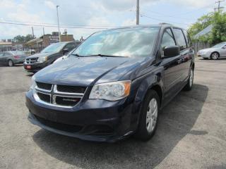 Used 2014 Dodge Grand Caravan SXT for sale in Hamilton, ON