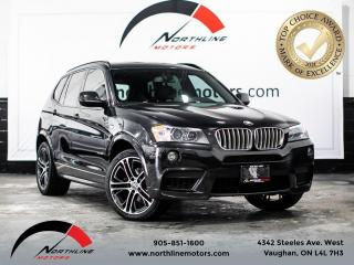 Used 2011 BMW X3 35i/Pano Sunroof/Heated mirrors/M Sport for sale in Vaughan, ON