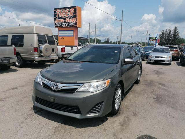 2012 Toyota Camry 4 CYLINDER*ONLY 101,000KMS*CERTIFIED