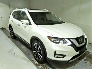 Used 2017 Nissan Rogue SL PLATINUM DRIVE TRAIN - ALL WHEELNAVIGATION for sale in Waterloo, ON