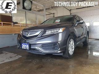 Used 2016 Acura RDX TECHNOLOGY PACKAGE AWD!! for sale in Barrie, ON