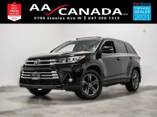 Used 2018 Toyota Highlander LIMITED  for sale in North York, ON