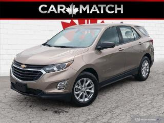 Used 2018 Chevrolet Equinox AUTO / ALLOY'S / NO ACCIDENTS / 46,330 KM for sale in Cambridge, ON