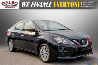 Used 2017 Nissan Sentra SV / BACKUP CAM /  POWER MOONROOF / HEATED SEATS for sale in Hamilton, ON