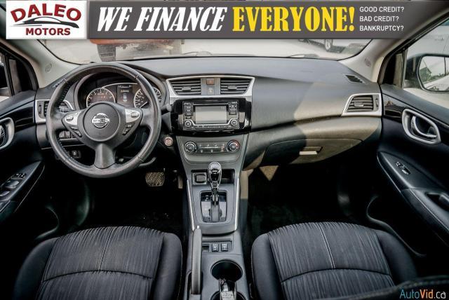 2017 Nissan Sentra SV / BACKUP CAM /  POWER MOONROOF / HEATED SEATS Photo13