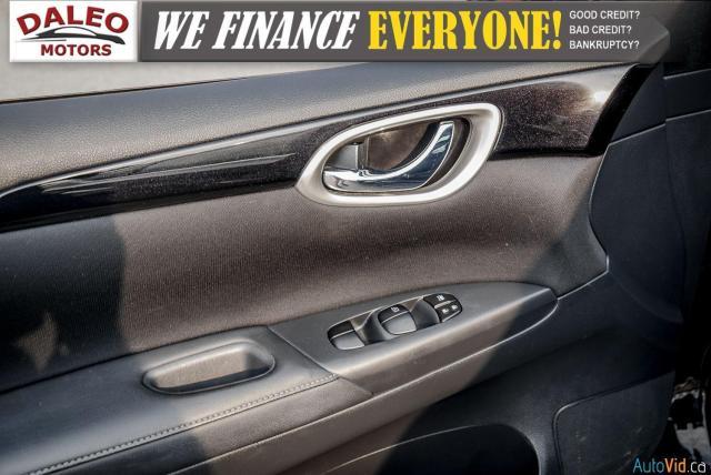 2017 Nissan Sentra SV / BACKUP CAM /  POWER MOONROOF / HEATED SEATS Photo16