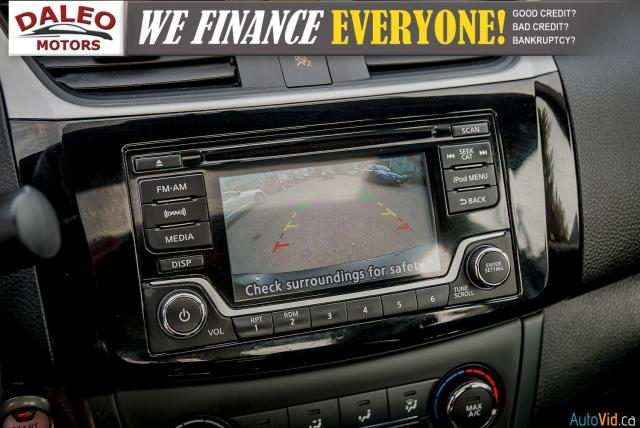 2017 Nissan Sentra SV / BACKUP CAM /  POWER MOONROOF / HEATED SEATS Photo23