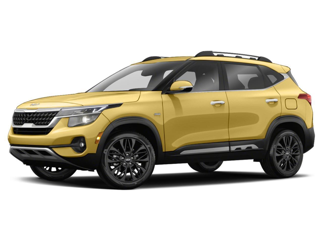 2022 Kia Seltos EX AWD