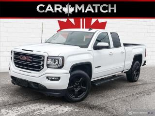 Used 2017 GMC Sierra 1500 SLE / ELEVATION / V8 / 4X4 / NO ACCIDENTS for sale in Cambridge, ON
