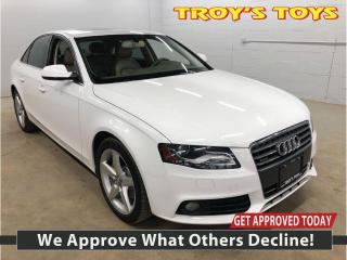 Used 2011 Audi A4 Premium for sale in Guelph, ON