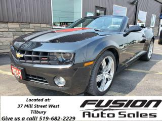 Used 2012 Chevrolet Camaro 2LT RS 45th ANNIVERSARY SPECIAL EDITION for sale in Tilbury, ON