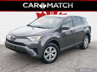 Used 2016 Toyota RAV4 LE / AUTO / NO ACCIDENTS for sale in Cambridge, ON