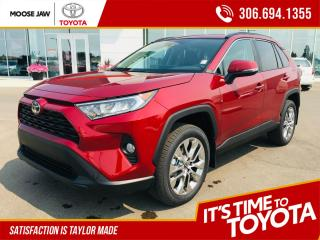 New 2021 Toyota RAV4 XLE for sale in Moose Jaw, SK
