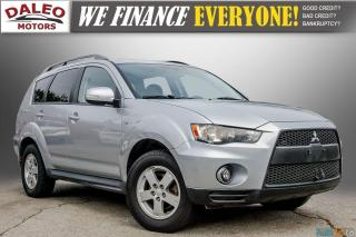 Used 2011 Mitsubishi Outlander LS / KEYLESS GO /  REMOTE START / HEATED SEATED for sale in Hamilton, ON