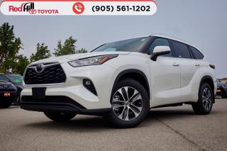 New 2021 Toyota Highlander XLE for sale in Hamilton, ON