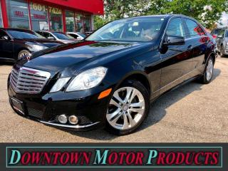 Used 2011 Mercedes-Benz E-Class E350 for sale in London, ON
