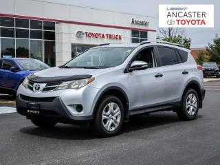 Used 2013 Toyota RAV4 LE | ONE OWNER | CLEAN CARFAX for sale in Ancaster, ON
