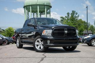 Used 2017 RAM 1500 Crew Cab 4x4 for sale in Stittsville, ON