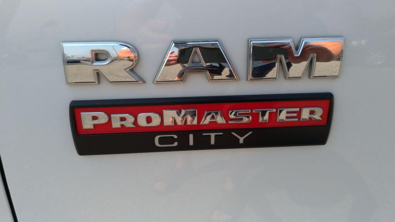 2015 RAM ProMaster