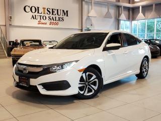 Used 2018 Honda Civic LX-AUTOMATIC-HEATED SEATS-CARPLAY-REAR CAMERA for sale in Toronto, ON