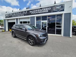 Used 2015 Dodge Journey Crossroad for sale in Kingston, ON