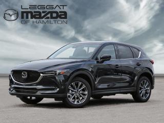 New 2021 Mazda CX-5 Signature for sale in Hamilton, ON