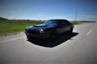 Used 2016 Dodge Challenger SRT Hellcat for sale in Estevan, SK