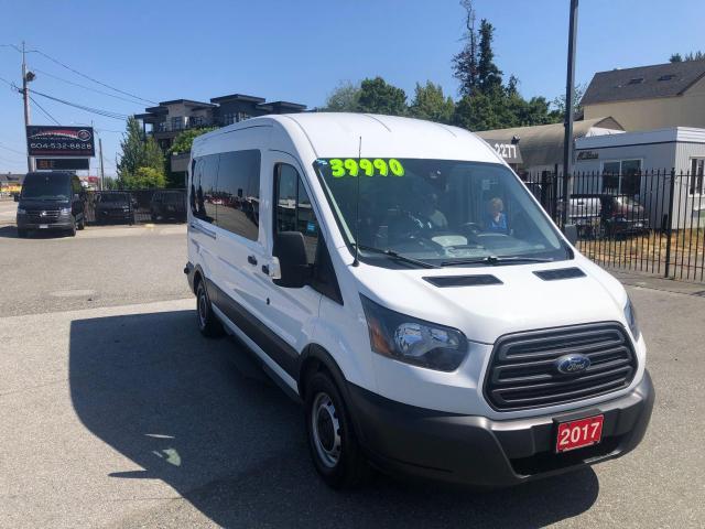 2017 Ford Transit 350 XL 15 PASS 3.5L ECO 6 SPD AUTO