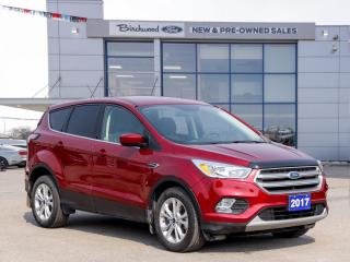 Used 2017 Ford Escape SE Bluetooth, Heated seats, Duel climate control for sale in Winnipeg, MB