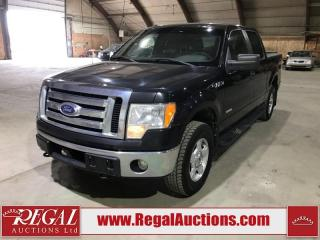 Used 2011 Ford F-150 XLT SUPERCREW 4WD 3.5L for sale in Calgary, AB