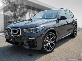 New 2021 BMW X5 xDrive40i PREMIUM EXCELLENCE for sale in Winnipeg, MB
