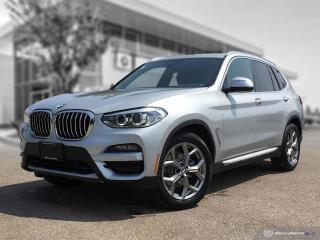 New 2021 BMW X3 xDrive30i Premium Package for sale in Winnipeg, MB